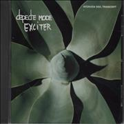 Click here for more info about 'Depeche Mode - Exciter Interview Disc/Transcript'