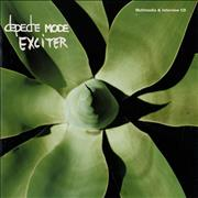 Click here for more info about 'Depeche Mode - Exciter Multimedia & Interview CD'