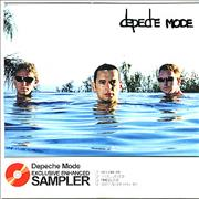 Click here for more info about 'Depeche Mode - Exclusive Enhanced Sampler'