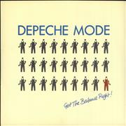 Click here for more info about 'Depeche Mode - Get The Balance Right'