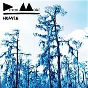 """Depeche Mode Heaven UK 12"""" vinyl"""