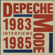 Click here for more info about 'Depeche Mode - Interviews 1983-1985 - Red Vinyl'