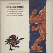 "Depeche Mode It's Called A Heart - Double Pack UK 12"" vinyl"
