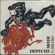 Click here for more info about 'Depeche Mode - It's Called A Heart - Sealed + Poster'