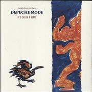 Click here for more info about 'Depeche Mode - It's Called A Heart'