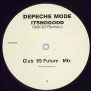 Click here for more info about 'Depeche Mode - It's No Good (Club 69 Remixes)'
