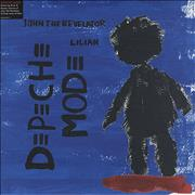 "Depeche Mode John The Revelator / Lilian UK 12"" vinyl"
