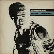 Click here for more info about 'Depeche Mode - Just Can't Get Enough (Schizo Mix) - VG/EX'
