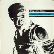 Click here for more info about 'Depeche Mode - Just Can't Get Enough'