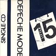 Click here for more info about 'Depeche Mode - Little 15 - 2 Track'
