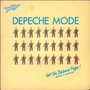 Click here for more info about 'Depeche Mode - Manten El Equilibrio'