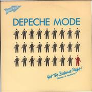 Click here for more info about 'Depeche Mode - Mantén El Equilibrio (Get A Balance Right)'