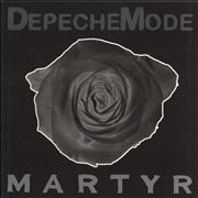 Click here for more info about 'Depeche Mode - Martyr'