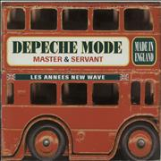 Click here for more info about 'Depeche Mode - Master & Servant - Les Annees New Wave'