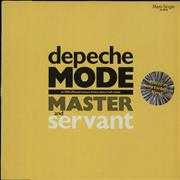 Click here for more info about 'Depeche Mode - Master And Servant - Marbled Vinyl'