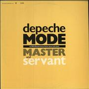 Click here for more info about 'Depeche Mode - Master And Servant'