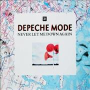 Click here for more info about 'Depeche Mode - Never Let Me Down Again - Remixes'
