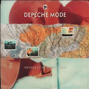 Click here for more info about 'Depeche Mode - Never Let Me Down Again'