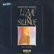Click here for more info about 'Depeche Mode - Partir En Silencio (Leave In Silence) - EX'