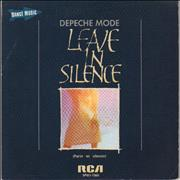 Click here for more info about 'Depeche Mode - Partir En Silencio (Leave In Silence)'