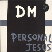 Click here for more info about 'Depeche Mode - Personal Jesus - Stickered'
