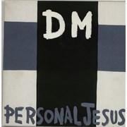 """Depeche Mode Personal Jesus UK 12"""" vinyl"""