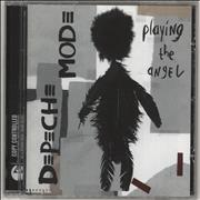 Click here for more info about 'Depeche Mode - Playing The Angel'
