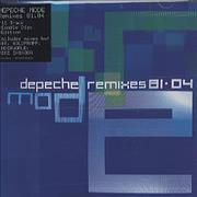 Click here for more info about 'Depeche Mode - Remixes 81-04'