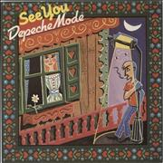 Click here for more info about 'Depeche Mode - See You - Glossy Sleeve'