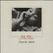 Click here for more info about 'Depeche Mode - See You (Extended Version)'