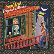 "Depeche Mode See You USA 12"" vinyl Promo"