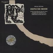 Click here for more info about 'Depeche Mode - Shake The Disease - EX'