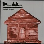 """Depeche Mode Soothe My Soul UK 12"""" vinyl"""
