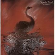 Depeche Mode Speak & Spell - EX UK vinyl LP