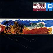 Click here for more info about 'Depeche Mode - Stripped (Highland Mix) - 1st'
