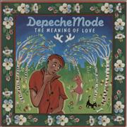 Click here for more info about 'Depeche Mode - The Meaning Of Love - Glossy Sleeve - EX'