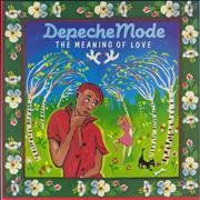 Click here for more info about 'Depeche Mode - The Meaning Of Love - Glossy Sleeve'