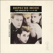Click here for more info about 'Depeche Mode - The Singles 81-85'