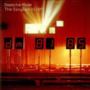 Click here for more info about 'Depeche Mode - The Singles 81>85'