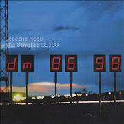 Click here for more info about 'Depeche Mode - The Singles 86>98'