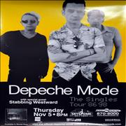 Click here for more info about 'Depeche Mode - The Singles Tour 86-98'