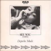 Click here for more info about 'Depeche Mode - Verte (See You)'