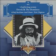 Click here for more info about 'Derek And The Dominos - Layla (Long Version) - P/S'
