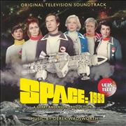 Click here for more info about ' - Space: 1999 Year Two - Lunar White Vinyl'