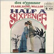 Click here for more info about 'Des O'Connor - Half A Sixpence'