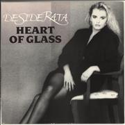 Click here for more info about 'Desiderata - Heart Of Glass'
