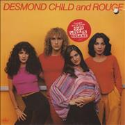 Click here for more info about 'Desmond Child - Desmond Child And Rouge - Sealed'