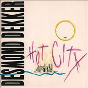 Click here for more info about 'Desmond Dekker - Hot City'