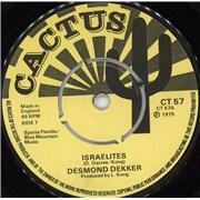 Click here for more info about 'Desmond Dekker - Israelites'