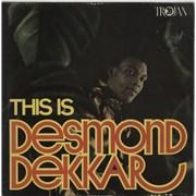 Click here for more info about 'Desmond Dekker - This Is Desmond Dekker'
